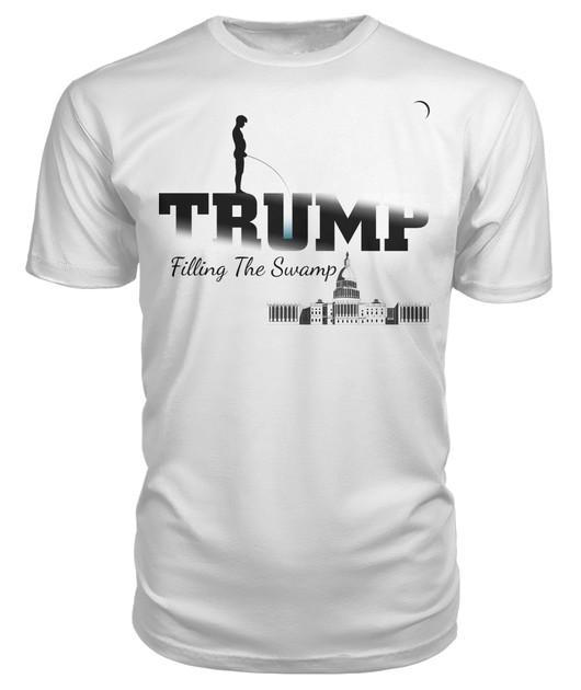 Trump Filling The Swamp