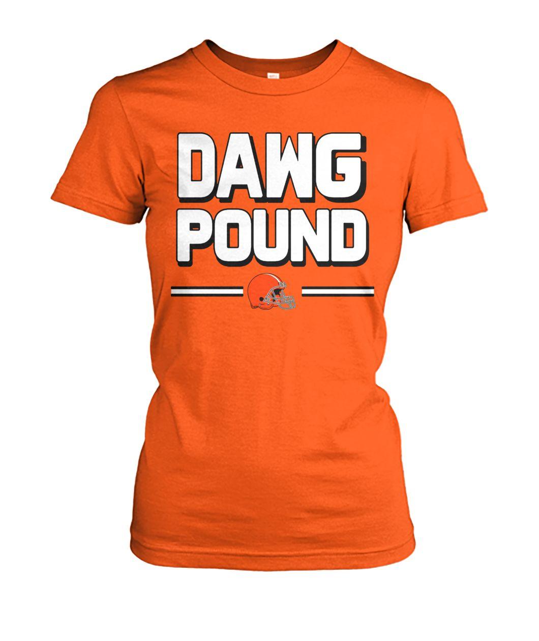 Cleveland browns dawg pound NFL shirt d057bec0b