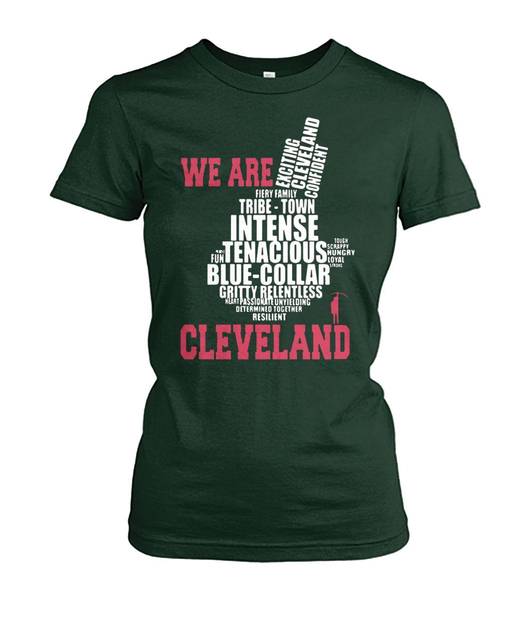 [Hot version] MLB chief wahoo logo trevor bauer we are cleveland shirt