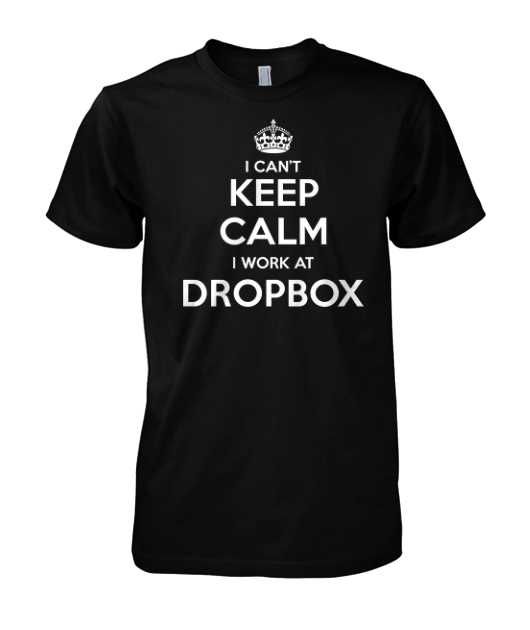 i wokr at dropbox