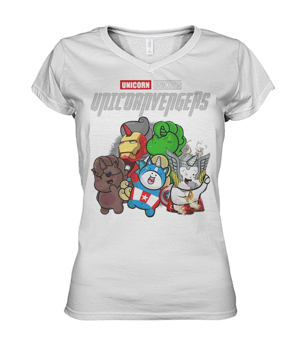 [Hot version] Marvel avengers endgame unicornvengers unicorn shirt