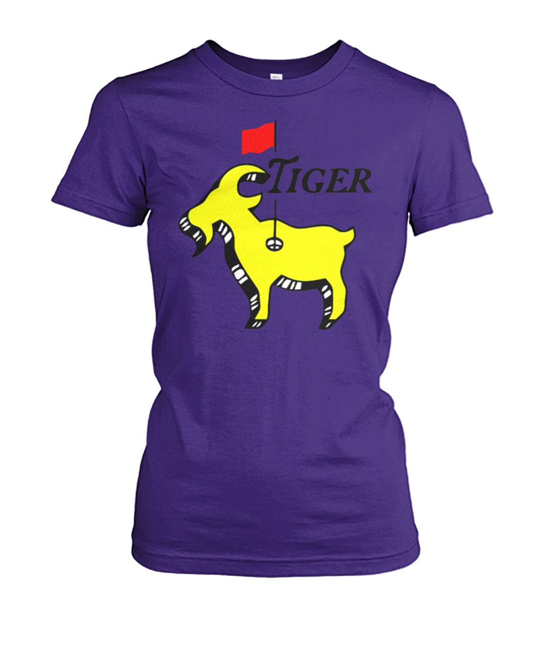 [Hot version] Tiger woods goat masters shirt