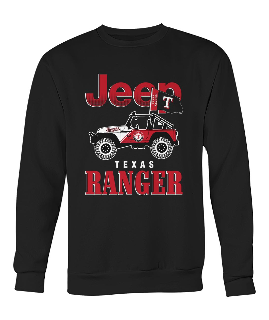 online store 10162 ab9e8 Jeep Texas Rangers Cool Jeep Lovers And Baseball Fans Shirts ...