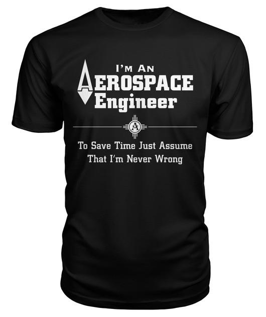 I'm A Aerospace Engineer