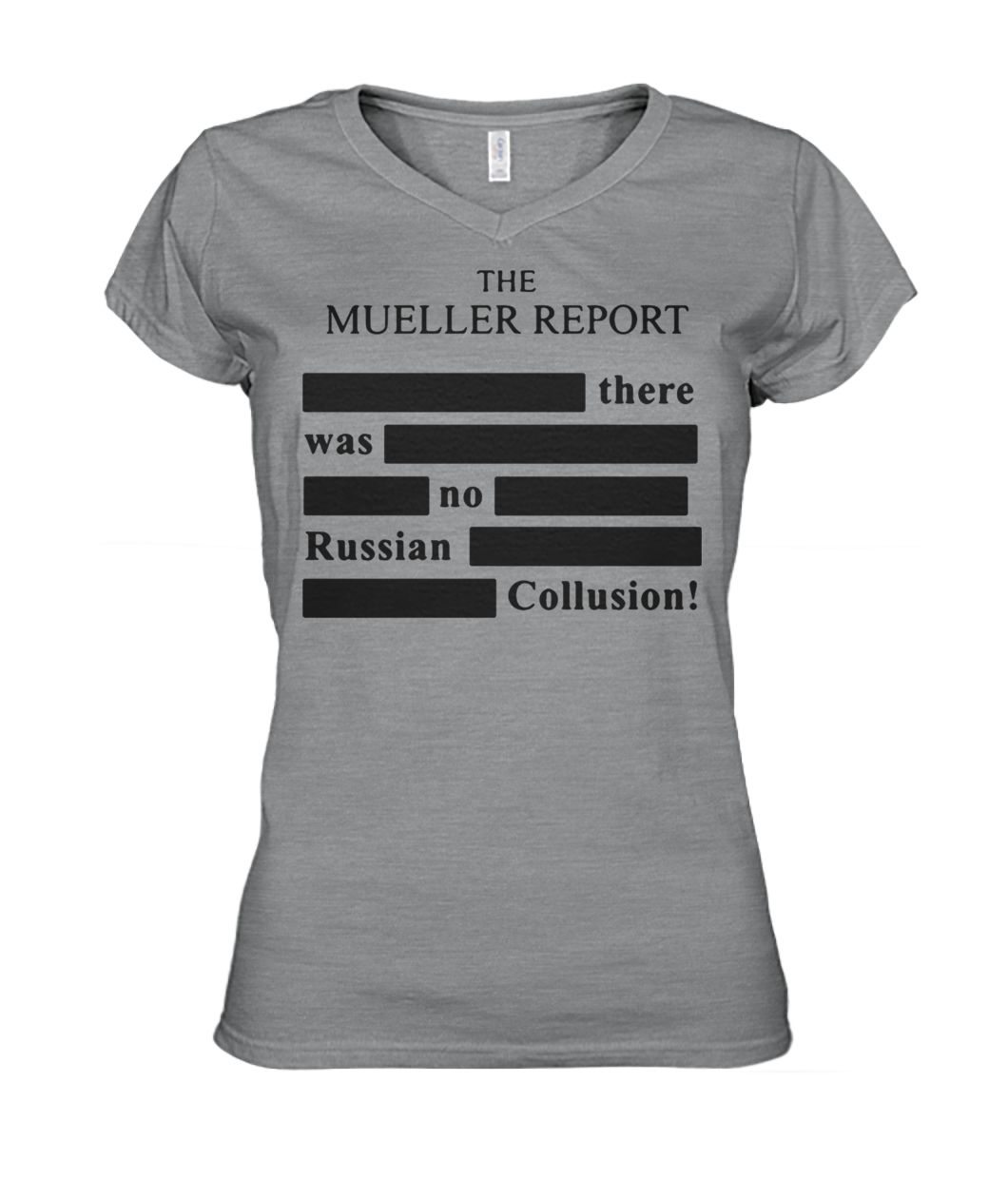[Hot version] The mueller report there was no russian collusion shirt