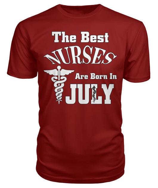 Best Nurses Are Born In July