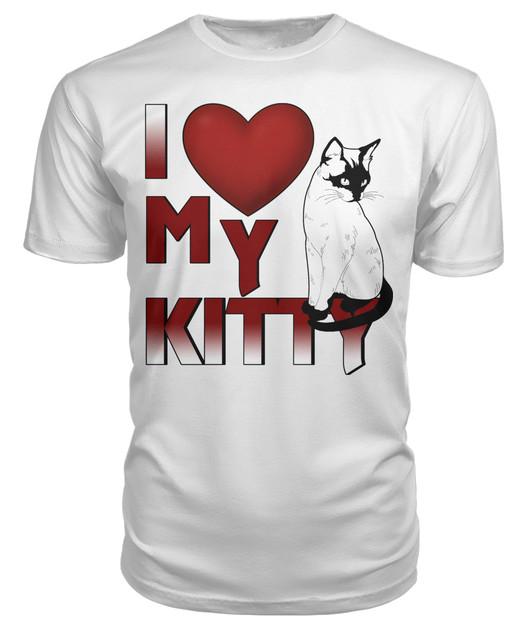 I Love My Kitty Cat