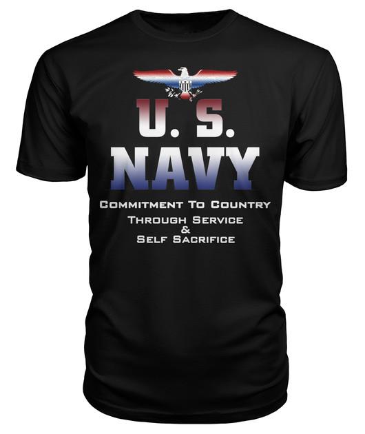 US Navy Commitment