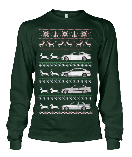 Ugly Sweater Bmw Sweater Tunic