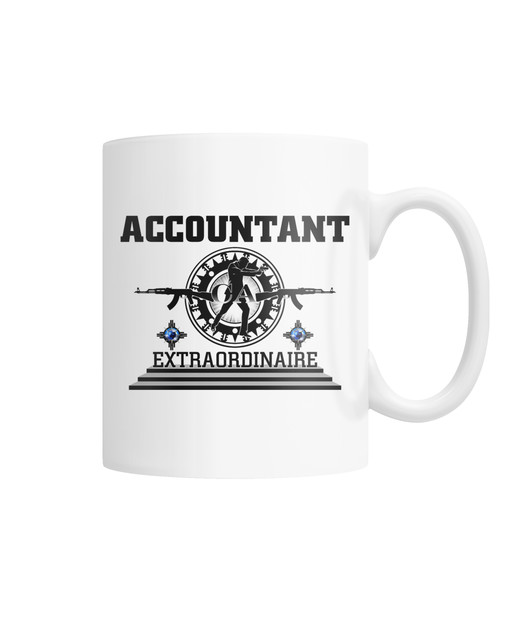 Accountant Extraordinaire Coffee Mug