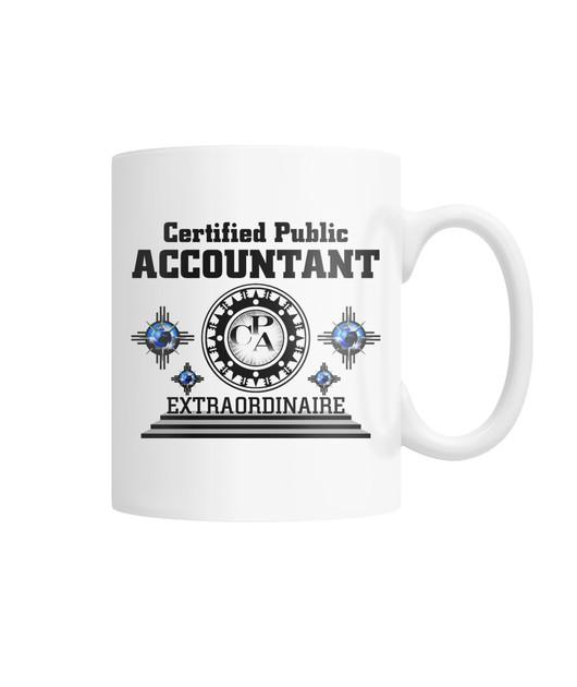 CPA Extraordinaire Coffee Mug