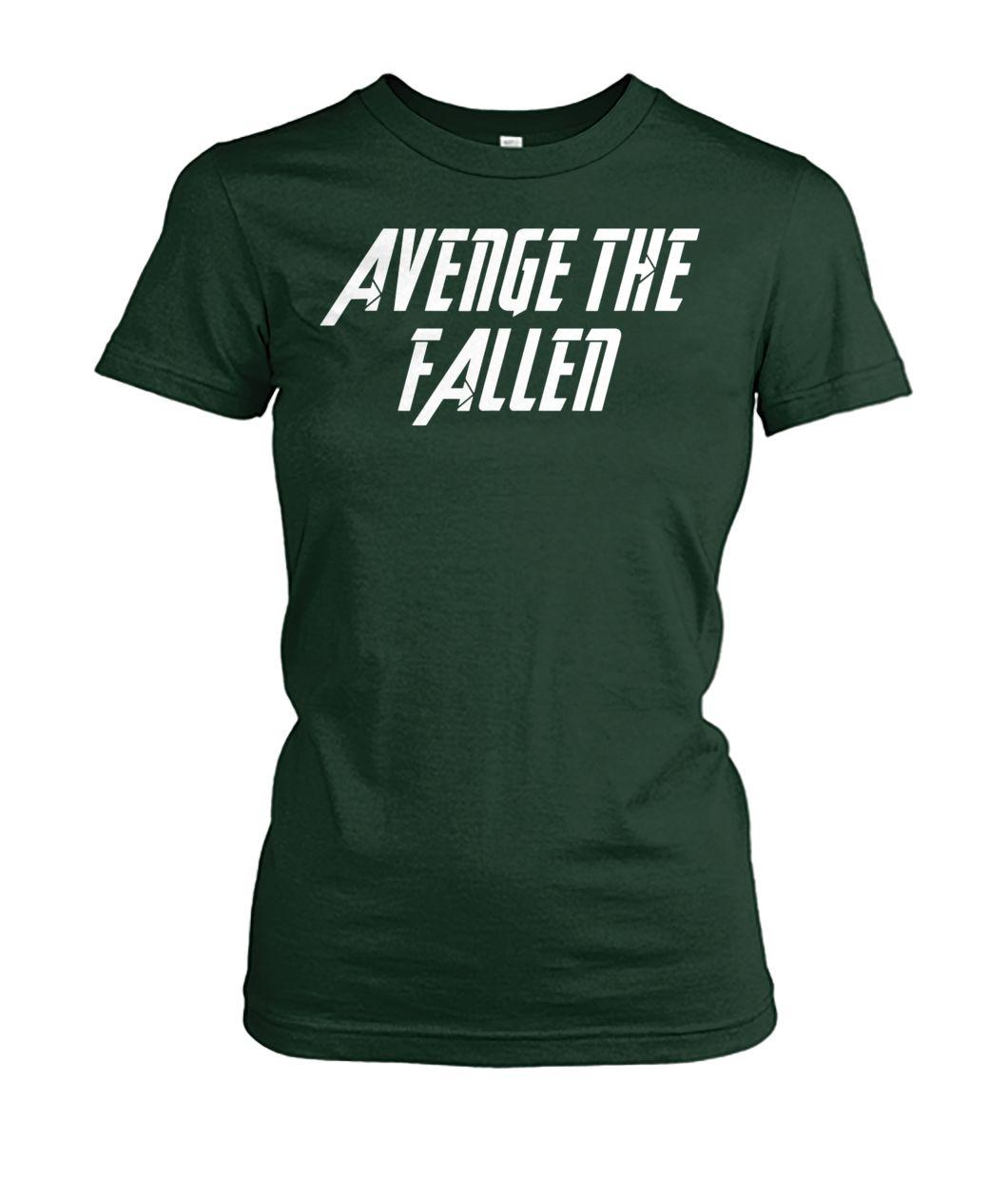 [Hot version] Avengers endgame avenge the fallen shirt