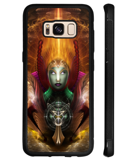 Riddian Queen Of Cosmic Fire Smartphone Case