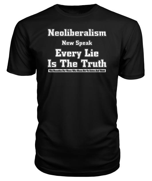 Neoliberalism New Speak