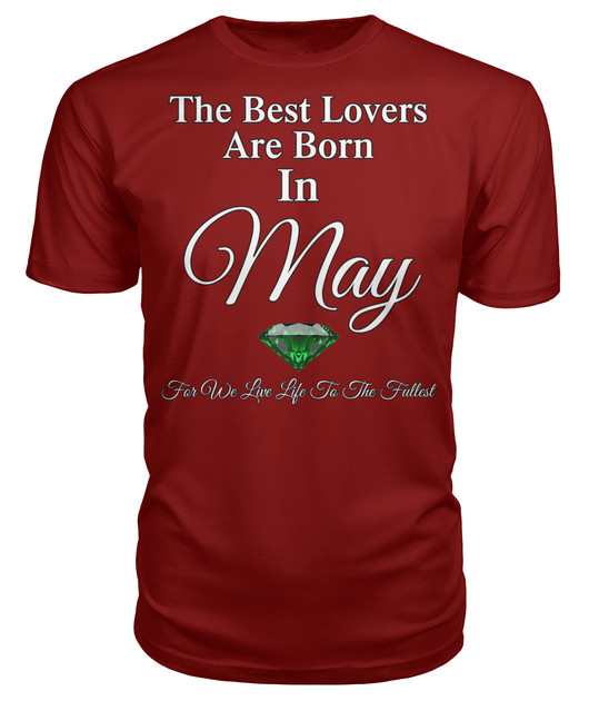 Best Lovers Are Born In May