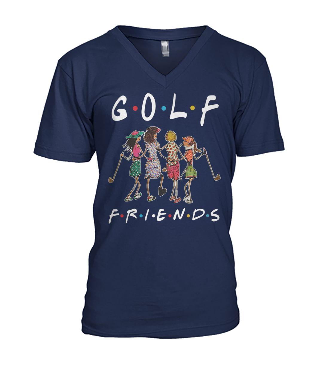 [Hot version] Golf friends tv show shirt