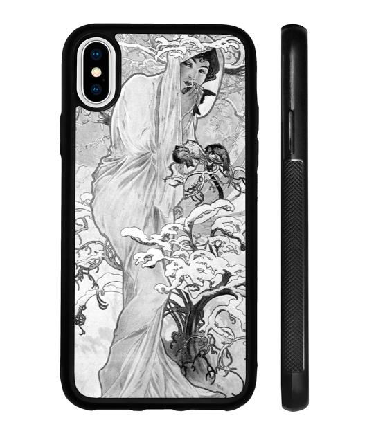 Alphonse Mucha Winter GS II Smartphone Case