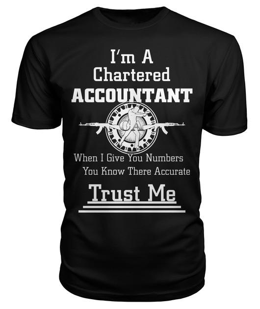 I'm A Charted Account WOB