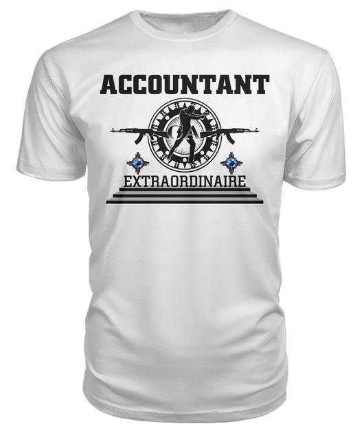Accountant Extraordinaire